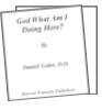 2 Book Set: God What Am I Doing Here? and Wait Upon The Lord